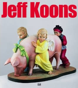 Katalog Jeff Koons knstlerisches Schaffen anhand von drei zentralen Werkgruppen JEFF KOONS   Double Trouble