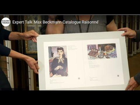 LyteCache Weltweit erstes Online Werkverzeichnis der Gem lde von Max Beckmann