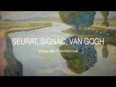 LyteCache SEURAT SIGNAC VAN GOGH 8211 Wege des Pointillismus