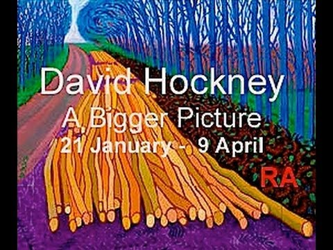 LyteCache DAVID HOCKNEY 8211 A Bigger Picture